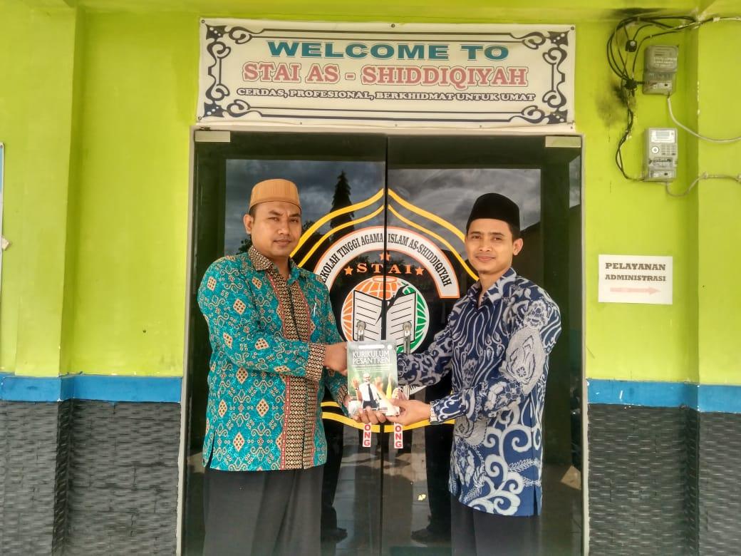 Mantab, Gus Dr. Darul Abror, M.Pd Sumbangkan Karya Imiah untuk Eksistensi Pesantren