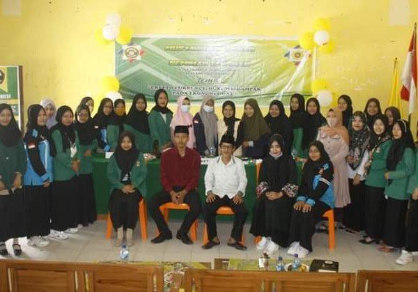 Sebagai Pelopor! Hima Prodi Ekonomi Syariah Gelar Seminar Tahunan dan MUBES Ke-II