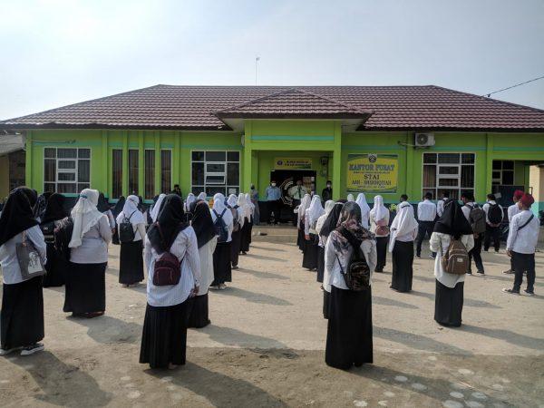Alhamdulillah, Calon Mahasiswa Baru STAI Ash-Shiddiqqiyah telah Ikuti Tes Gelombang II