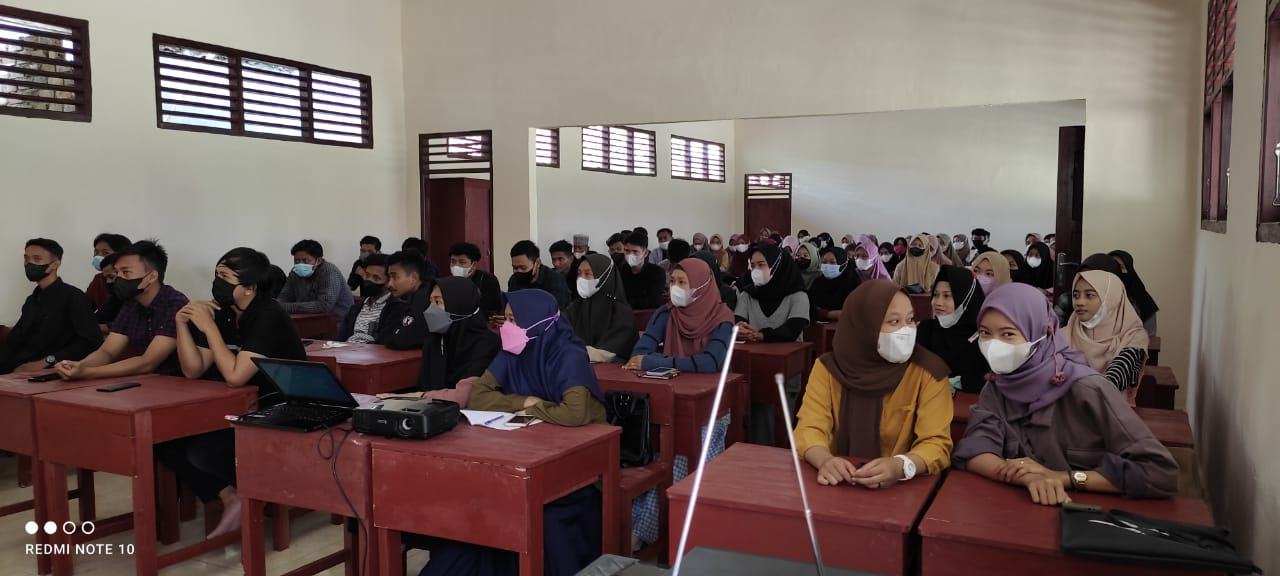 Ratusan Calon Mahasiswa Baru Ikuti Pra-OSCAR 2021