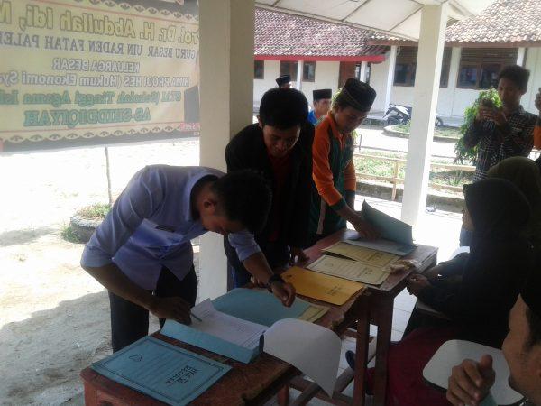 Pemilu Raya DEMA (Dewan Mahasiswa) STAI ASIQ