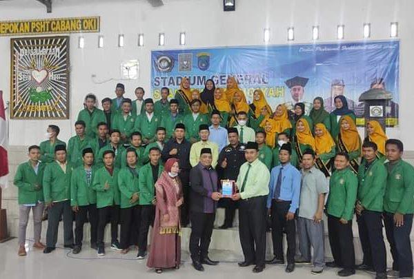 Ratusan Mahasiswa STAI Ash-Shiddiqiyah Ikuti Stadium General di Gedung PSHT