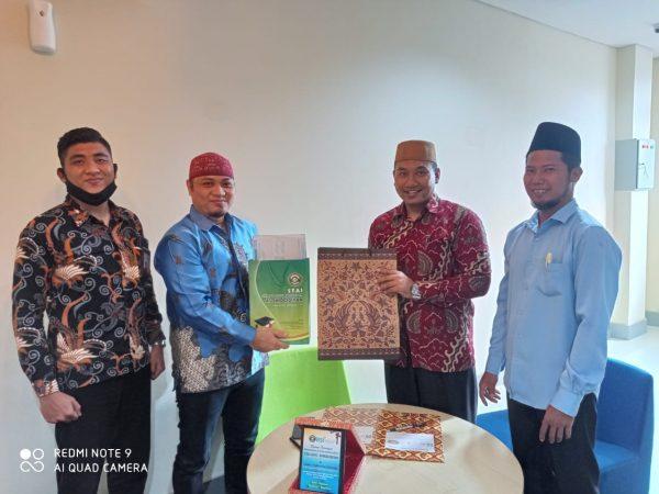 Penandatanganan MoU Antara STAI Ash-Shiddiqiyah dengan BSI KCP Tugumulyo 01